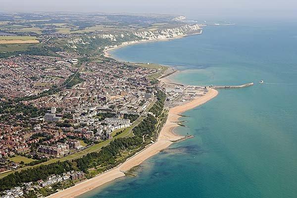 folkestone-coastline